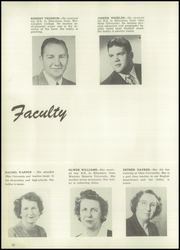 Page 14, 1950 Edition, Jackson High School - Osky Wow Yearbook (Jackson, OH) online yearbook collection