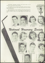 Page 17, 1950 Edition, Jackson High School - Osky Wow Yearbook (Jackson, OH) online yearbook collection