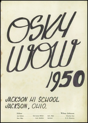 Page 5, 1950 Edition, Jackson High School - Osky Wow Yearbook (Jackson, OH) online yearbook collection