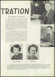 Page 9, 1950 Edition, Jackson High School - Osky Wow Yearbook (Jackson, OH) online yearbook collection