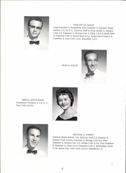 Page 10, 1961 Edition, Jackson High School - Osky Wow Yearbook (Jackson, OH) online yearbook collection