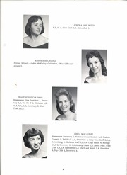 Page 12, 1961 Edition, Jackson High School - Osky Wow Yearbook (Jackson, OH) online yearbook collection