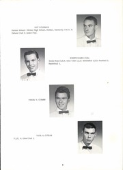 Page 13, 1961 Edition, Jackson High School - Osky Wow Yearbook (Jackson, OH) online yearbook collection