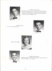 Page 14, 1961 Edition, Jackson High School - Osky Wow Yearbook (Jackson, OH) online yearbook collection