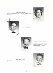 Page 17, 1961 Edition, Jackson High School - Osky Wow Yearbook (Jackson, OH) online yearbook collection