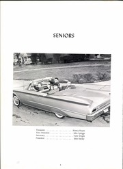 Page 8, 1961 Edition, Jackson High School - Osky Wow Yearbook (Jackson, OH) online yearbook collection