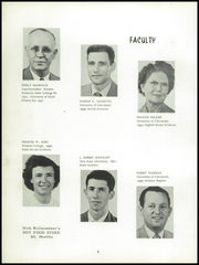 Page 10, 1952 Edition, Colerain High School - Cardinal Yearbook (Cincinnati, OH) online yearbook collection