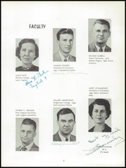 Page 11, 1952 Edition, Colerain High School - Cardinal Yearbook (Cincinnati, OH) online yearbook collection
