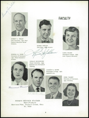 Page 12, 1952 Edition, Colerain High School - Cardinal Yearbook (Cincinnati, OH) online yearbook collection