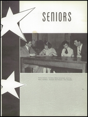 Page 13, 1952 Edition, Colerain High School - Cardinal Yearbook (Cincinnati, OH) online yearbook collection