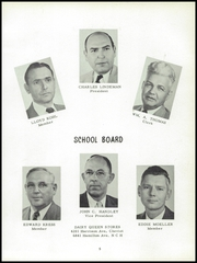 Page 9, 1952 Edition, Colerain High School - Cardinal Yearbook (Cincinnati, OH) online yearbook collection