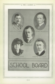Page 10, 1924 Edition, Cleveland Heights High School - Caldron Yearbook (Cleveland Heights, OH) online yearbook collection
