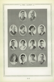 Page 12, 1924 Edition, Cleveland Heights High School - Caldron Yearbook (Cleveland Heights, OH) online yearbook collection