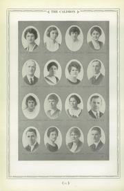 Page 14, 1924 Edition, Cleveland Heights High School - Caldron Yearbook (Cleveland Heights, OH) online yearbook collection