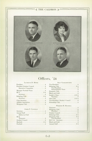 Page 16, 1924 Edition, Cleveland Heights High School - Caldron Yearbook (Cleveland Heights, OH) online yearbook collection