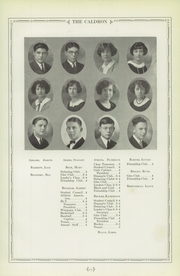 Page 17, 1924 Edition, Cleveland Heights High School - Caldron Yearbook (Cleveland Heights, OH) online yearbook collection
