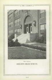 Page 6, 1924 Edition, Cleveland Heights High School - Caldron Yearbook (Cleveland Heights, OH) online yearbook collection