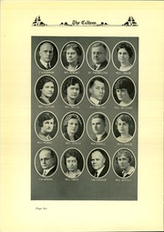 Page 12, 1926 Edition, Cleveland Heights High School - Caldron Yearbook (Cleveland Heights, OH) online yearbook collection