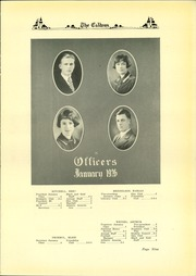 Page 17, 1926 Edition, Cleveland Heights High School - Caldron Yearbook (Cleveland Heights, OH) online yearbook collection