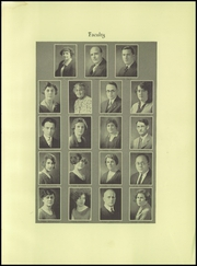 Page 13, 1928 Edition, Cleveland Heights High School - Caldron Yearbook (Cleveland Heights, OH) online yearbook collection