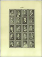 Page 14, 1928 Edition, Cleveland Heights High School - Caldron Yearbook (Cleveland Heights, OH) online yearbook collection