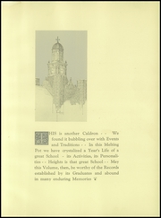 Page 9, 1928 Edition, Cleveland Heights High School - Caldron Yearbook (Cleveland Heights, OH) online yearbook collection