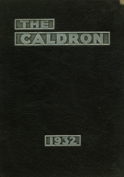 Page 1, 1932 Edition, Cleveland Heights High School - Caldron Yearbook (Cleveland Heights, OH) online yearbook collection