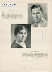 Page 17, 1934 Edition, Cleveland Heights High School - Caldron Yearbook (Cleveland Heights, OH) online yearbook collection