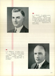Page 14, 1935 Edition, Cleveland Heights High School - Caldron Yearbook (Cleveland Heights, OH) online yearbook collection