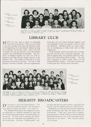 Page 103, 1944 Edition, Cleveland Heights High School - Caldron Yearbook (Cleveland Heights, OH) online yearbook collection