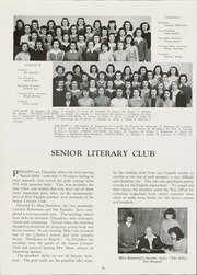 Page 94, 1944 Edition, Cleveland Heights High School - Caldron Yearbook (Cleveland Heights, OH) online yearbook collection