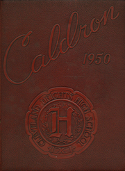 Page 1, 1950 Edition, Cleveland Heights High School - Caldron Yearbook (Cleveland Heights, OH) online yearbook collection