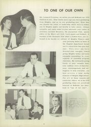 Page 8, 1950 Edition, Cleveland Heights High School - Caldron Yearbook (Cleveland Heights, OH) online yearbook collection
