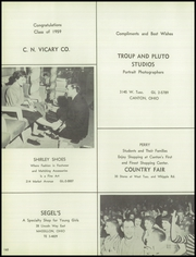 Page 164, 1959 Edition, Perry High School - Clock Yearbook (Massillon, OH) online yearbook collection