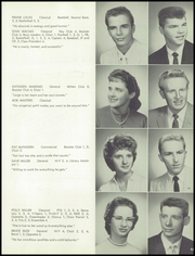 Page 97, 1959 Edition, Perry High School - Clock Yearbook (Massillon, OH) online yearbook collection