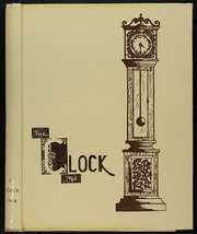1964 Edition, Perry High School - Clock Yearbook (Massillon, OH)
