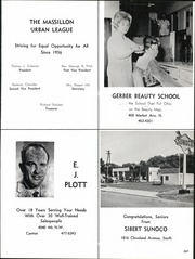 Page 255, 1964 Edition, Perry High School - Clock Yearbook (Massillon, OH) online yearbook collection