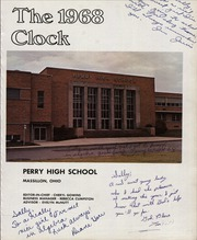 Page 9, 1968 Edition, Perry High School - Clock Yearbook (Massillon, OH) online yearbook collection