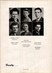 Page 10, 1947 Edition, Liberty High School - Oracle Yearbook (Youngstown, OH) online yearbook collection