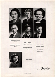 Page 11, 1947 Edition, Liberty High School - Oracle Yearbook (Youngstown, OH) online yearbook collection