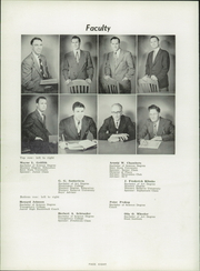 Page 12, 1952 Edition, Liberty High School - Oracle Yearbook (Youngstown, OH) online yearbook collection