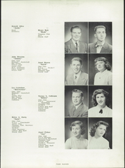 Page 15, 1952 Edition, Liberty High School - Oracle Yearbook (Youngstown, OH) online yearbook collection