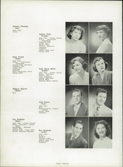 Page 16, 1952 Edition, Liberty High School - Oracle Yearbook (Youngstown, OH) online yearbook collection