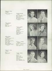 Page 17, 1952 Edition, Liberty High School - Oracle Yearbook (Youngstown, OH) online yearbook collection