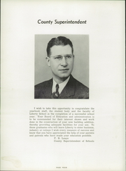 Page 8, 1952 Edition, Liberty High School - Oracle Yearbook (Youngstown, OH) online yearbook collection