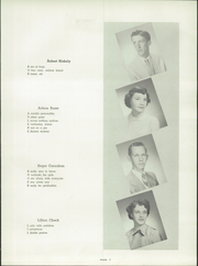 Page 11, 1953 Edition, Liberty High School - Oracle Yearbook (Youngstown, OH) online yearbook collection