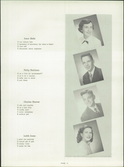 Page 15, 1953 Edition, Liberty High School - Oracle Yearbook (Youngstown, OH) online yearbook collection