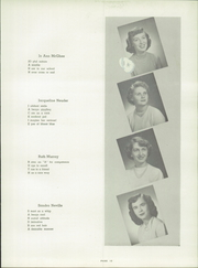 Page 17, 1953 Edition, Liberty High School - Oracle Yearbook (Youngstown, OH) online yearbook collection