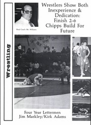 Chippewa High School - Chippewa Yearbook (Doylestown, OH) online yearbook collection, 1987 Edition, Page 82