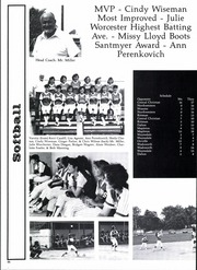 Page 90, 1987 Edition, Chippewa High School - Chippewa Yearbook (Doylestown, OH) online yearbook collection